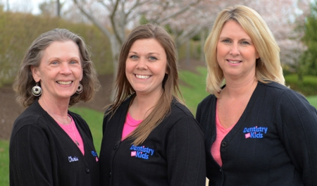 Front Office staff for Pediatric dentist Dr. Shari Kohn